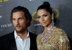 Matthew McConaughey et son épouse Camila ont livré 100 000 masques aux hôpitaux reculés du Texas