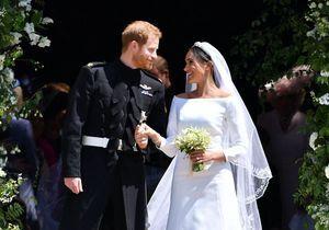 Révélations : Meghan et Harry s'étaient mariés trois jours avant la grande cérémonie