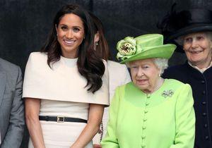 Meghan Markle accusée de se moquer d'Elisabeth II