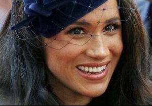 Meghan Markle : cette grossesse surprise qui lui donne le sourire !
