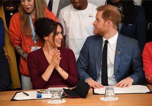 Meghan Markle convie le prince Harry à Windsor : « Merci de le laisser s'incruster à la fête »