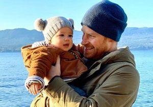 Meghan Markle et Harry partagent une adorable photo d'Archie pour le Nouvel An