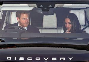 Meghan Markle et Kate Middleton réunies pour le déjeuner de Noël de la reine