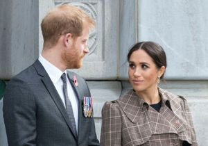 Meghan Markle et le prince Harry : comment s'appellera le futur royal baby ?