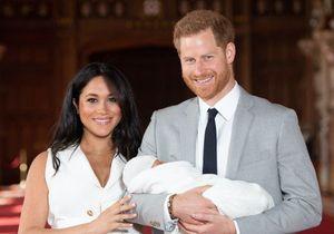 Meghan Markle et le prince Harry dévoilent une adorable photo de famille