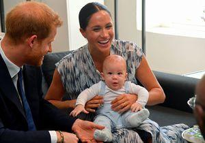 Meghan Markle et le prince Harry : la vidéo craquante d'Archie en Afrique du Sud !