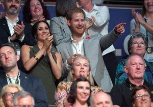 Meghan Markle et le Prince Harry : le couple enflamme le public des Invictus Games à Sydney