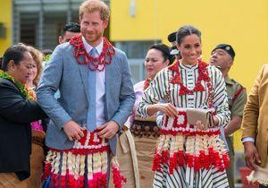 Meghan Markle et le prince Harry : le couple se lâche aux îles Tonga