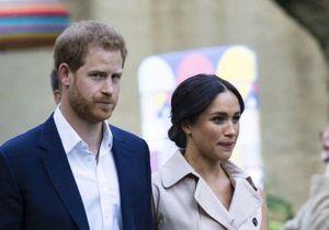 Meghan Markle et le prince Harry officiellement rétrogradés au sein de la famille royale