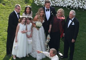 Meghan Markle : les photos du mariage de son ex-mari, Trevor Engelson