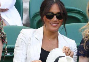 Meghan Markle : retour gagnant à Wimbledon pour encourager Serena William