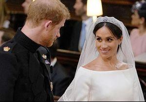 Meghan Markle : sa robe de mariée élue la plus populaire de la décennie
