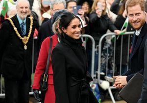 Meghan Markle : sortie en toute sobriété avec le prince Harry
