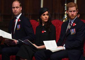 Megxit : le prince William furieux contre son frère le prince Harry