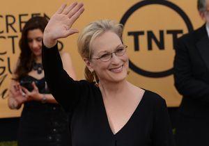 Meryl Streep demande au Congrès américain d'agir pour l'égalité des sexes