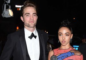 Met Ball 2015 : premier tapis rouge pour Robert Pattinson et FKA Twigs