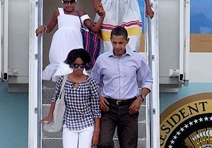 Michelle Obama a renoué avec la petite robe chic