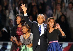 Michelle Obama est inquiète à propos de l'avenir de ses filles