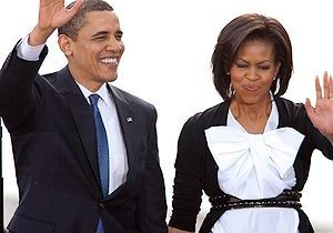 Michelle Obama est repartie seule !