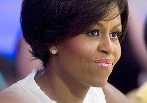 Michelle Obama : sa nouvelle coupe sophistiquée !