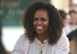 Michelle Obama : son mari, Barack Obama, est l'invité du premier épisode de son podcast