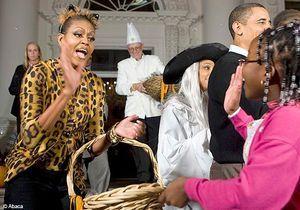 Michelle Obama sort ses griffes à la Maison-Blanche !