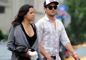 Michelle Rodriguez filerait-elle le parfait amour avec Zac Efron ?