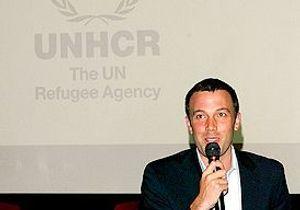 Mick Jagger et Ben Affleck volent au secours des réfugiés