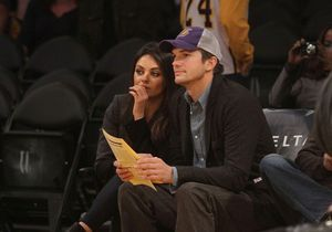 Mila Kunis et Ashton Kutcher mariés en secret ?