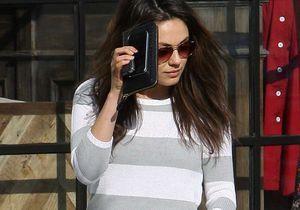 Mila Kunis prendrait des vitamines pour femme enceinte