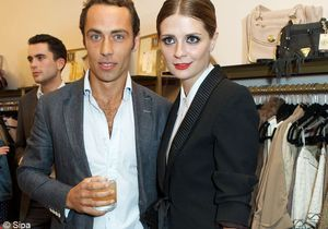 Mischa Barton et James Middleton, très complices !
