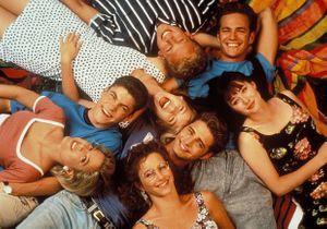 Mort de Luke Perry : retrouvailles pleines d'émotions pour les anciens acteurs de « Beverly Hills »