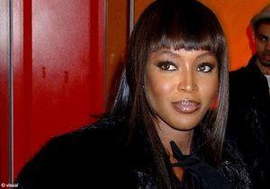 """Naomi Campbell, face à la justice pour """"rupture de contrat"""""""