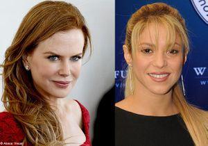 Nicole Kidman chipe un rôle à Shakira à Bollywood !