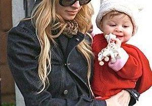 Nicole Richie attendrait un petit garçon !