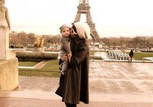 Nicole Richie : « Bonjour Paris ! »
