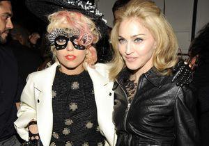 Non, Madonna n'a pas écrit de chanson contre Lady Gaga !
