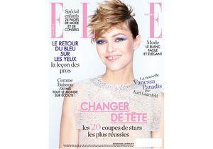 Vanessa Paradis : nouvelle coupe, nouvelle vie… Elle se raconte dans ELLE