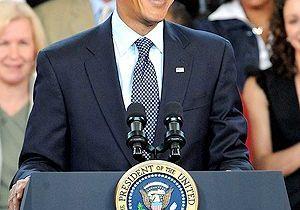 Obama : Happy birthday Mister President !