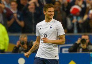 Olivier Giroud est-il le David Beckham français ?