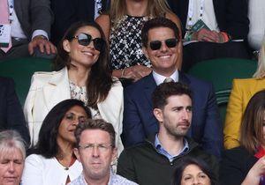 Tom Cruise et sa nouvelle compagne photographiés à Wimbledon