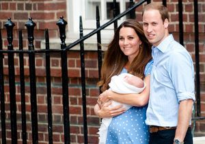 On en sait plus sur le baptême du prince George