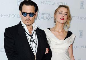 On sait où et quand vont se marier Johnny Depp et Amber Heard