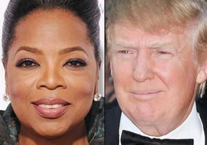 Oprah Winfrey veut relooker le crâne de Donald Trump