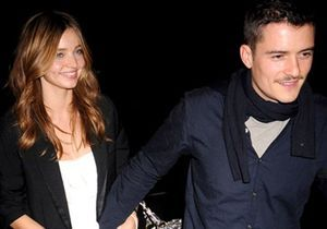 Orlando Bloom et Miranda Kerr, mariés en secret