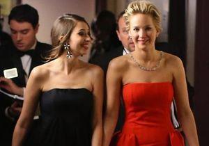 Oscars 2014 : les coulisses de la soirée vues par une amie de Jennifer Lawrence