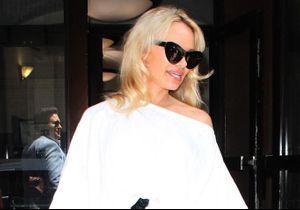 Pamela Anderson se confie sur son histoire avec le footballeur Adil Rami