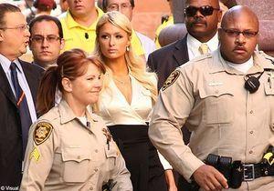 Paris Hilton plaide coupable pour la cocaïne