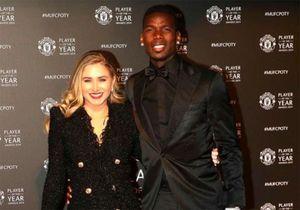Paul Pogba : tapis rouge en couple avec Maria Salaues pour le champion du monde