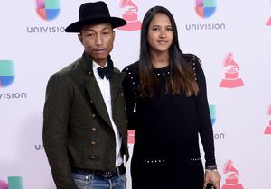 Pharrell Williams et sa femme parents de… triplés !